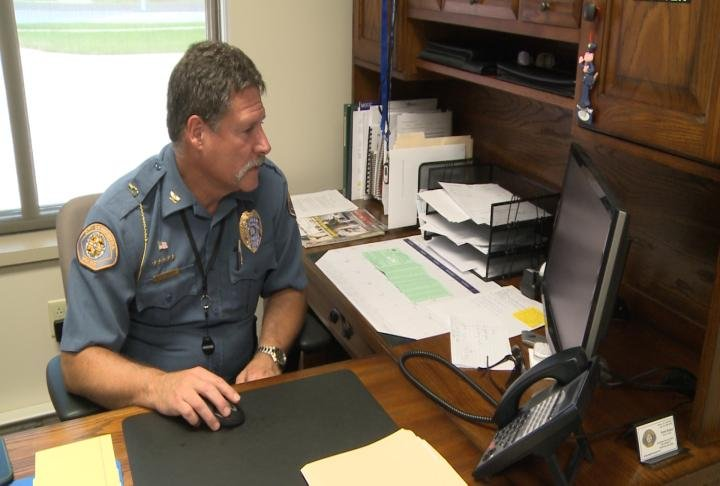 Chief Eddie Bogue said his department is hoping to get a new school resource officer for the Spring semester.