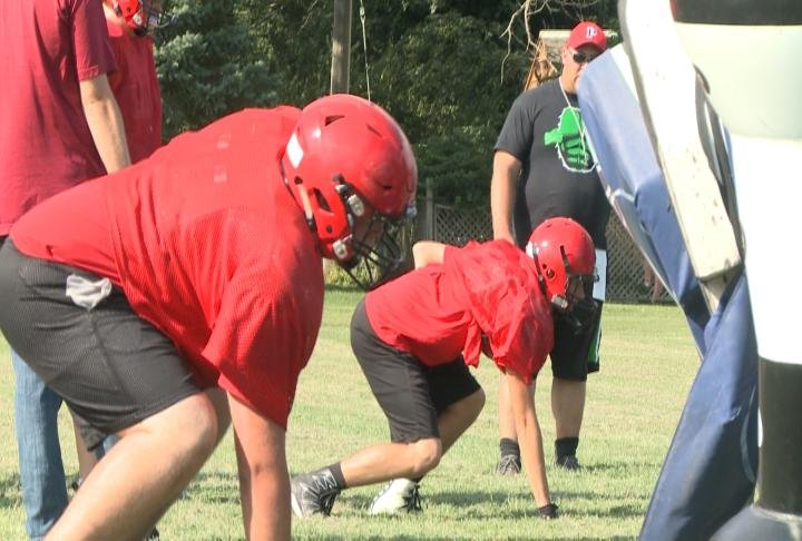 Pittsfield is attempting to earn its first winning season since 2009.