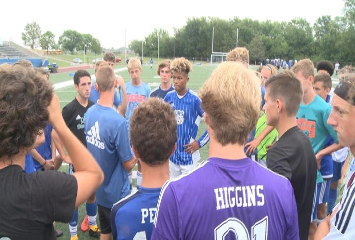 Armed with plenty of potential the Quincy High School soccer team opens the season Monday.
