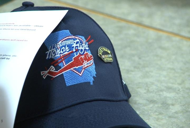 Honor Flight Hat.