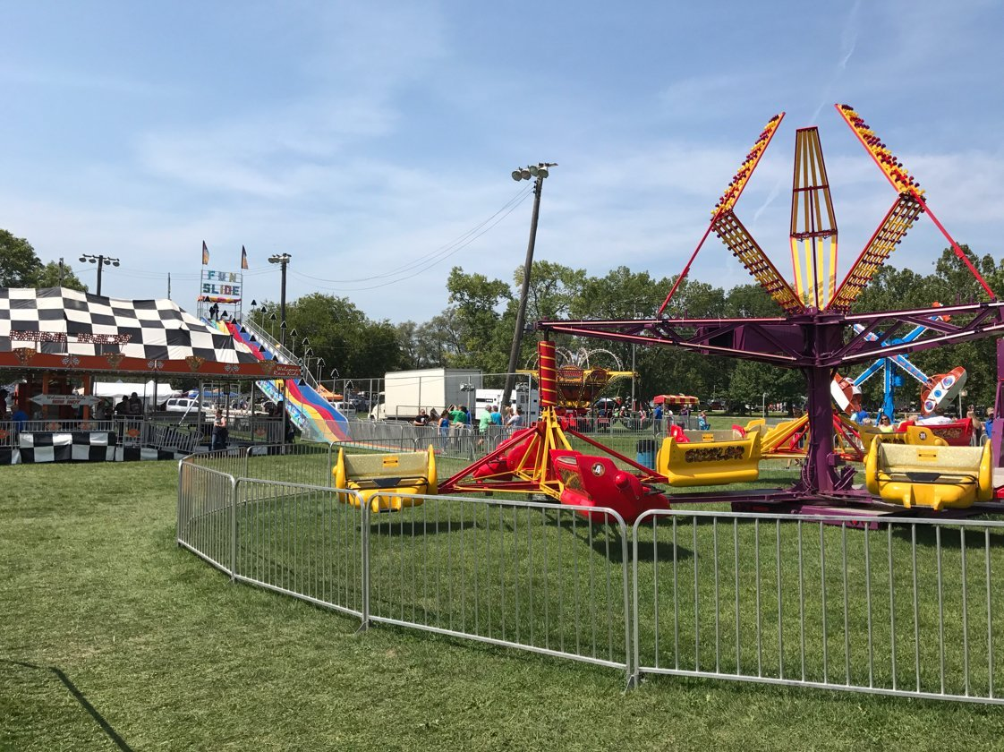 Grape Festival at Nauvoo, Illinois