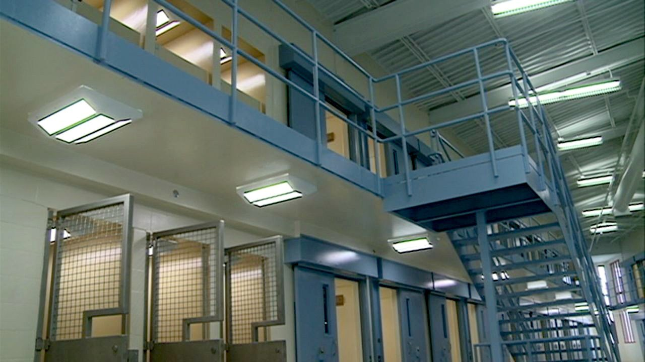 Inside the Iowa State Penitentiary in Fort Madison. (File Photo)