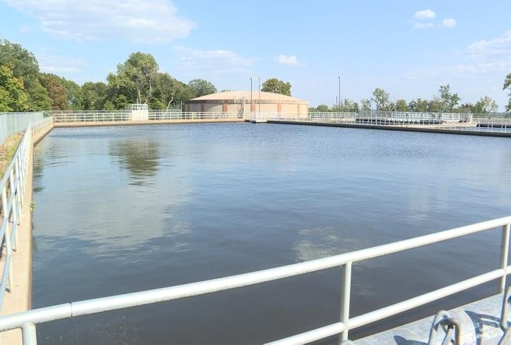 Look at the Hannibal Water Treatment Plant.