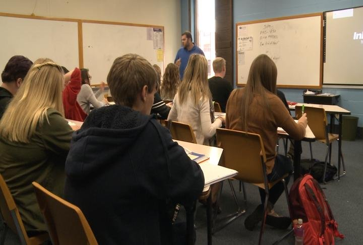 The district is implementing the course in its elementary schools, junior high, and high school.
