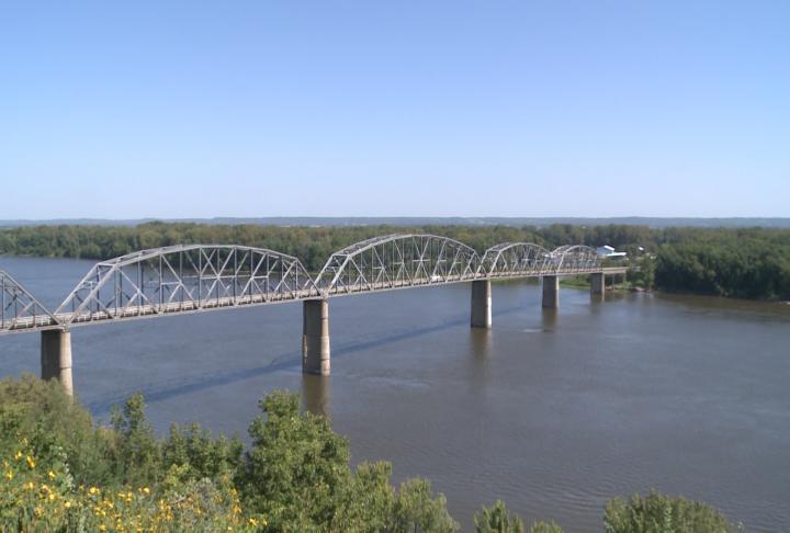 The bridge was built in 1928.