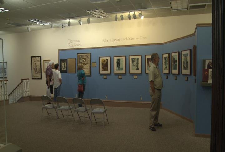 Visitors across the nation and the world come and visit the museum