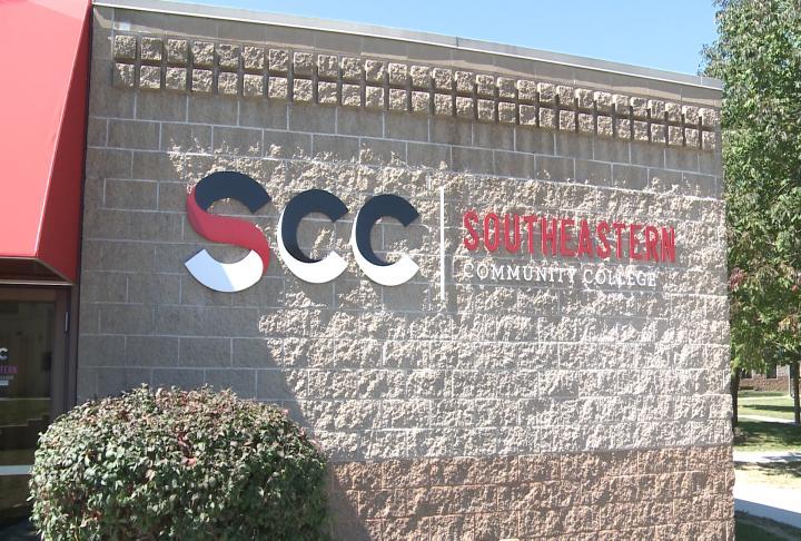 Southeastern Community College in Keokuk.