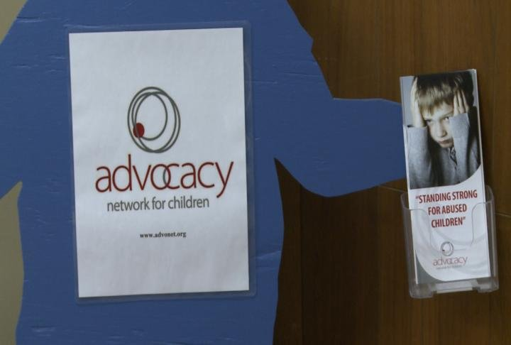 Advocacy Network for Children pamphlets