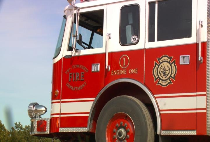 Tri-Township Fire Protection was called to the fire.