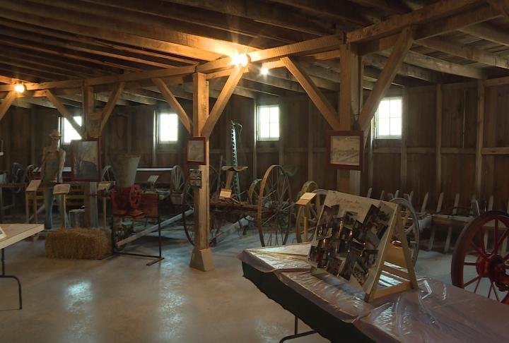 The Round Barn Museum