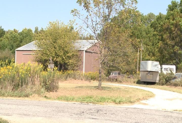 This property is going to be auctioned on October 17.