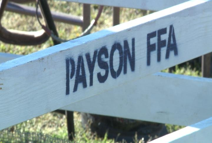 Payson FFA Agriculture Day was on Thursday