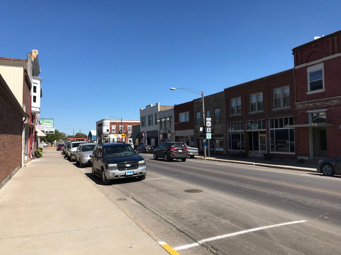 Downtown Canton, Missouri