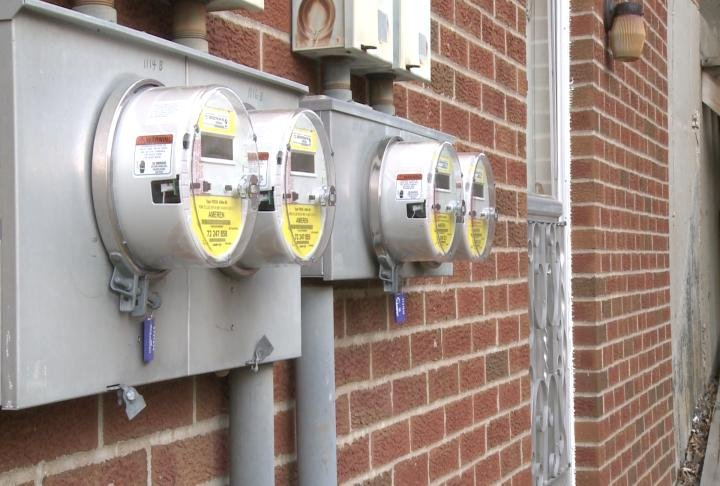 Ameren energy meters