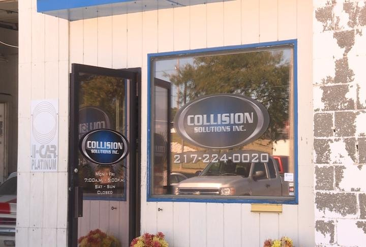 Collision Solutions Inc. has seen some recent deer collisions.