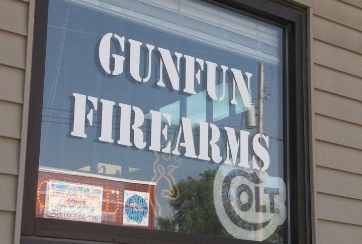 Owner of Gun Fun Firearms responds to Las Vegas shooting. He said he was sad when he heard the news and wants to understand the motive.
