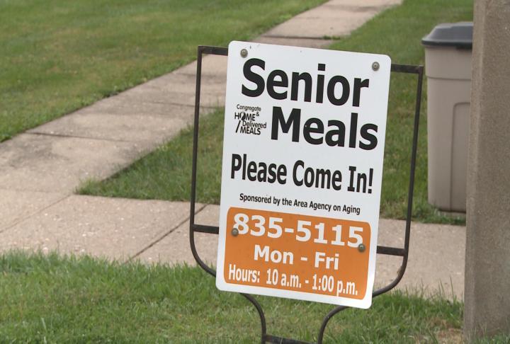 Senior Meal Site at 211 University Street in Donnellson.