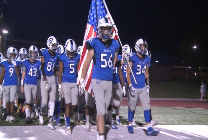 Quincy High School has only allowed 63 points during its four-game win streak.