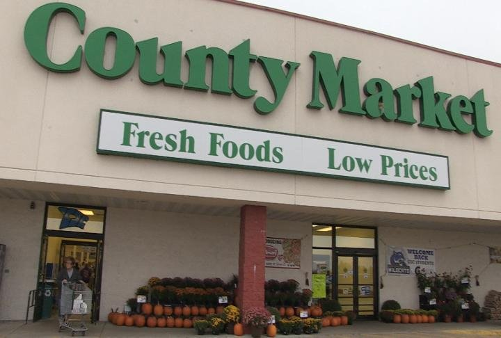 Canton's County Market will house Blessing's Convenient Care.