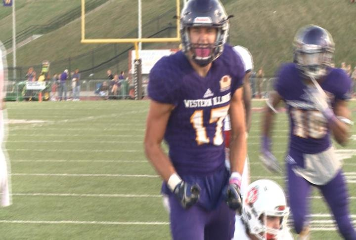 Jaelon Acklin and Western Illinois visit Northern Iowa Saturday attempting to even their MVFC record.