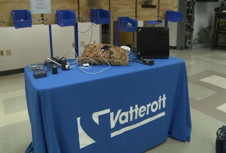 Vatterott warns about the fire hazards with digital devices.