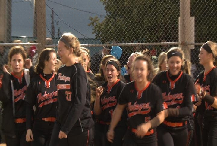 Palmyra blitzed North Callaway 7-1 to advance to the Class 2 quarterfinals.