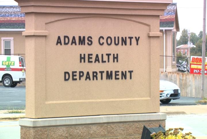 The Adams County Health Department