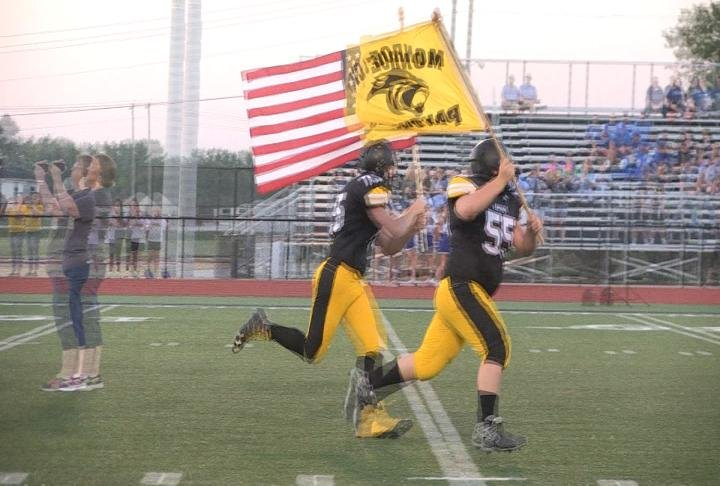 Monroe City and Palmyra square off Friday in the annual Mayor's Cup affair.