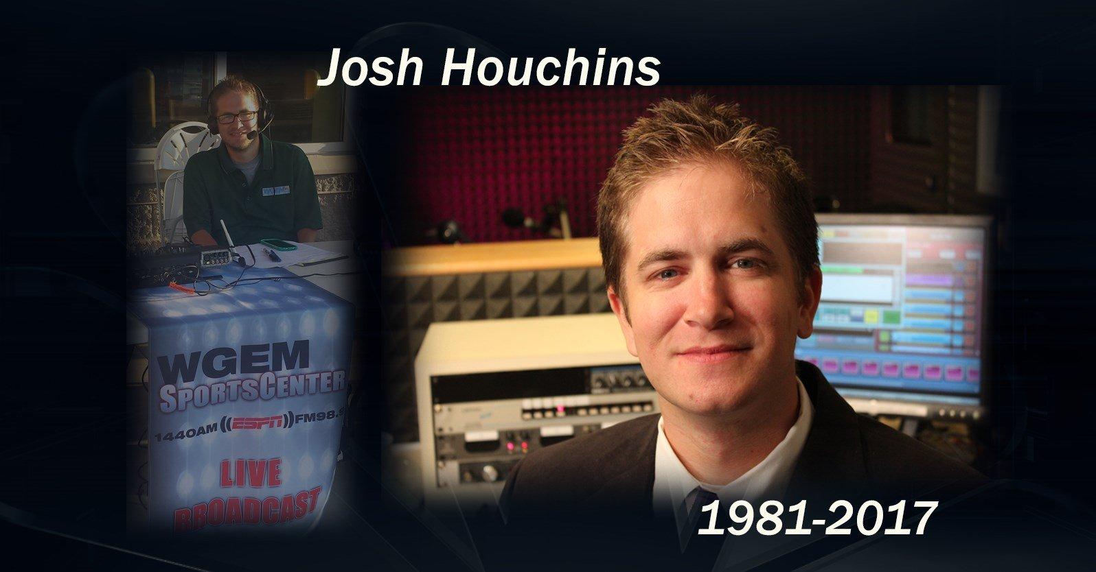 Josh Houchins 1981-2017