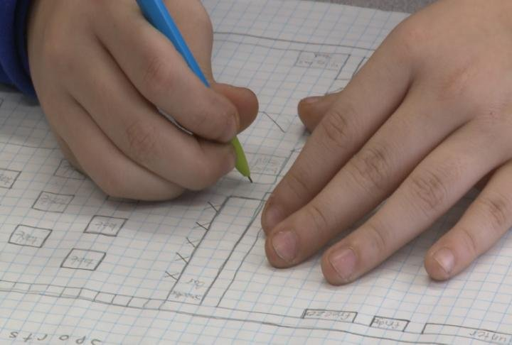 The grade school recently started offering STEM courses.
