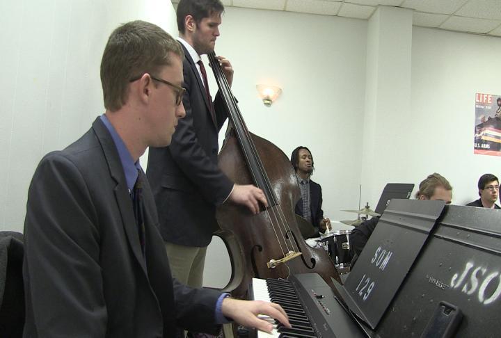 Western Illinois Jazz Studio Orchestra.