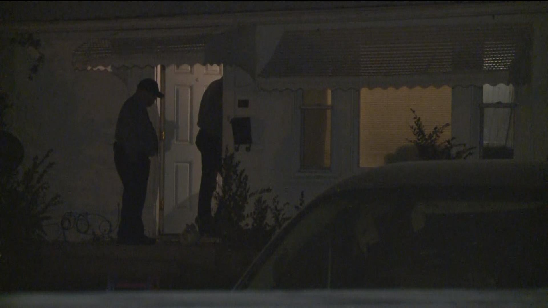 Knox County deputies conduct sex offender compliance checks Halloween night.