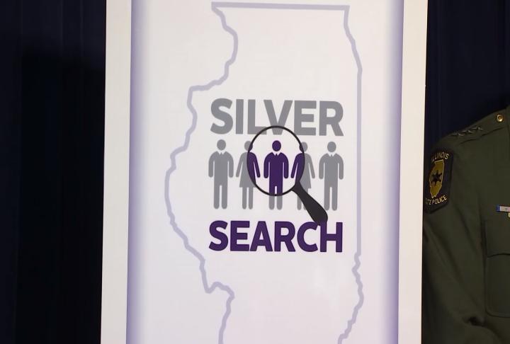 The Silver Search Program logo