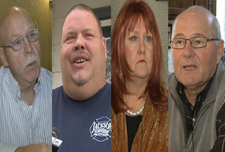 Mayor Candidates Winn, Morgan, Whiteside, and Richardson