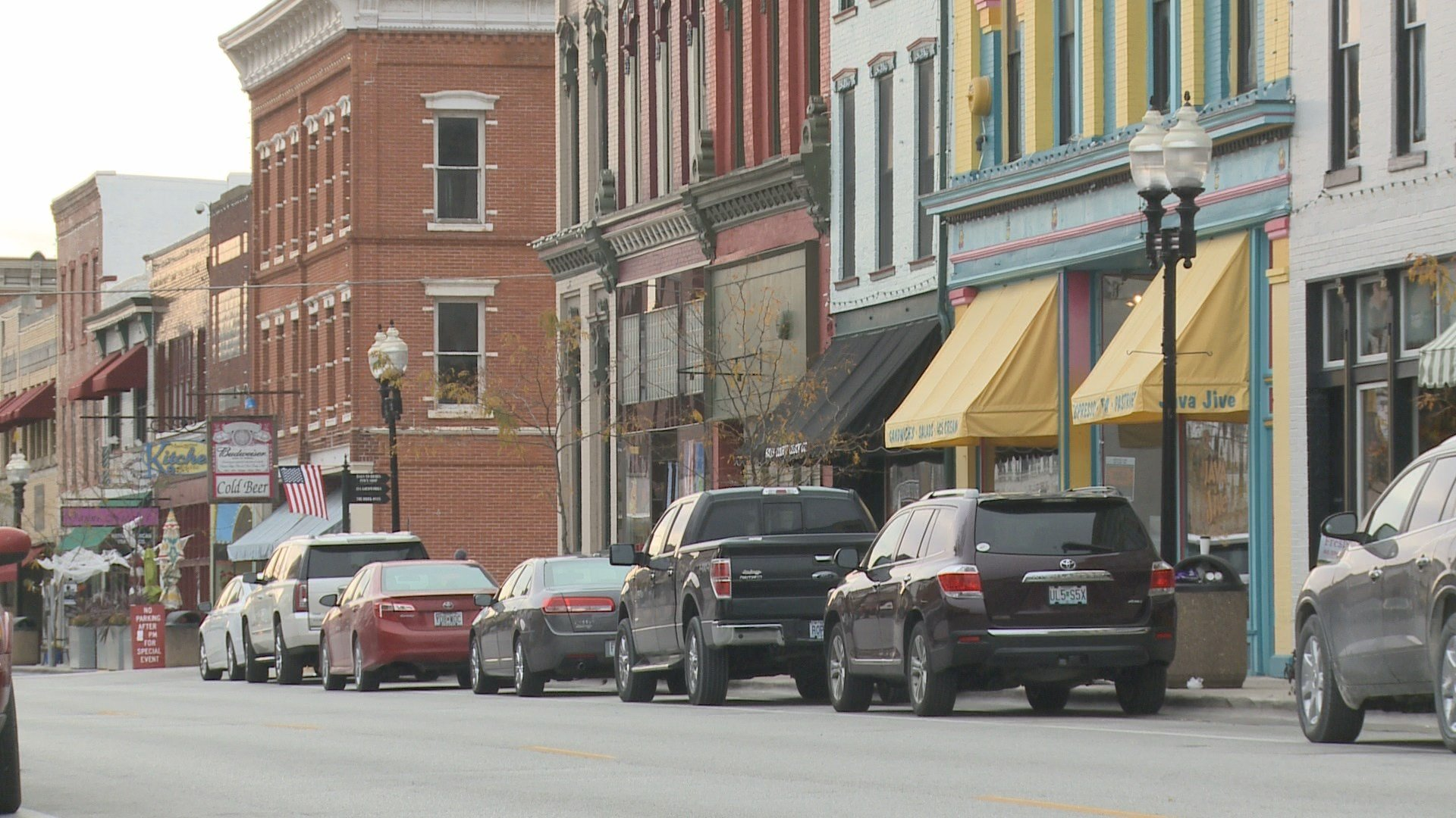 Downtown Hannibal