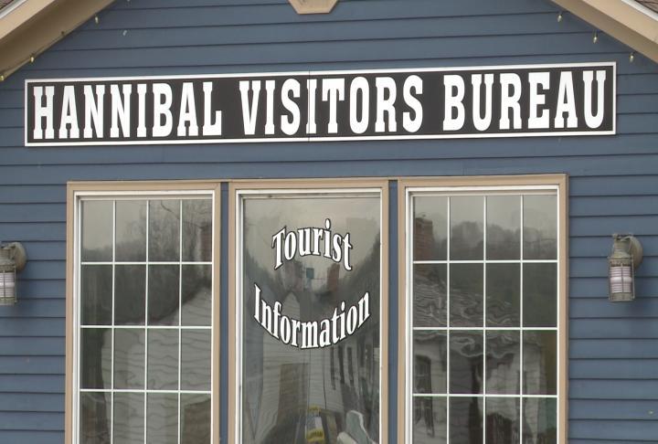 Hannibal's visitors bureau