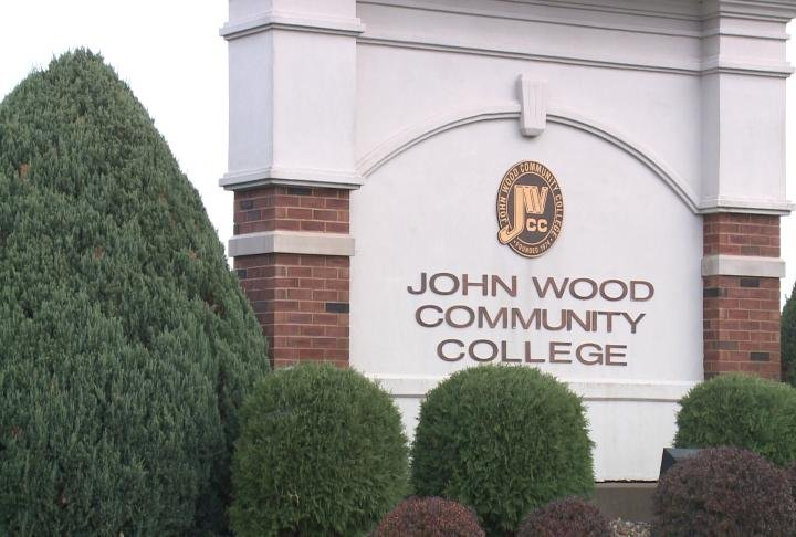 John Wood Community College received a donation for the College for Life Program.