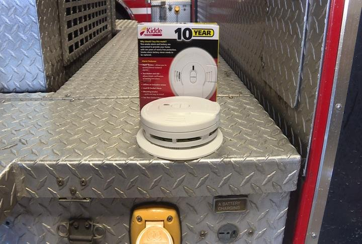 Fire Chief Joe Henning said that by 2023 homeowners will have to install smoke detectors with batteries with a 10 year life span, according to the Illinois State Law.