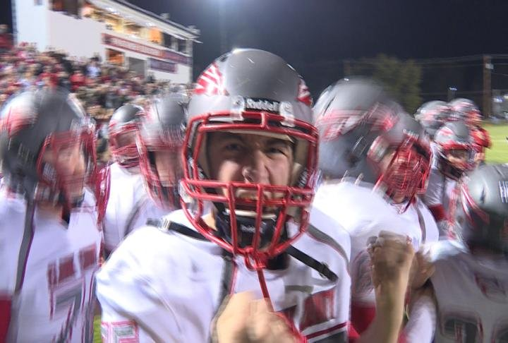 Clark County won its seventh straight game defeating Palmyra to win a district championship.