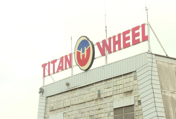 Titan Wheel in Quincy