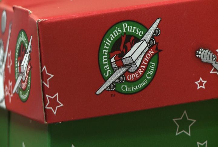 Operation Christmas Child logo