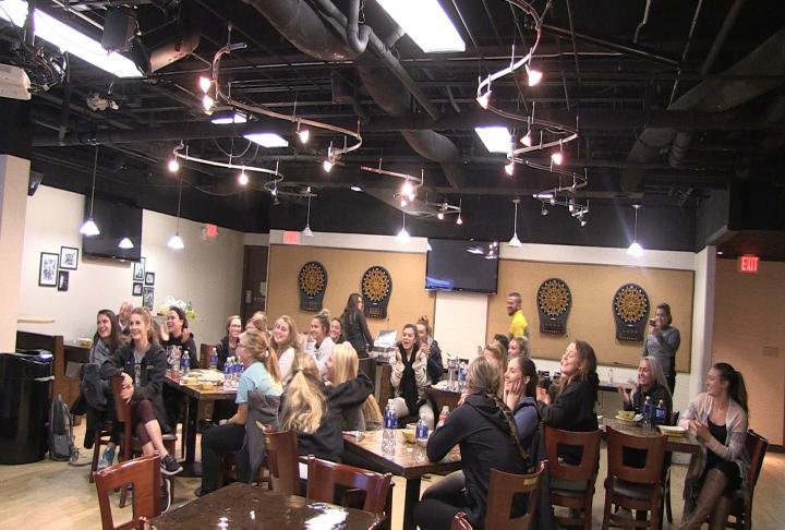 The Quincy University women's soccer team received the second seed in the NCAA Midwest Regional.