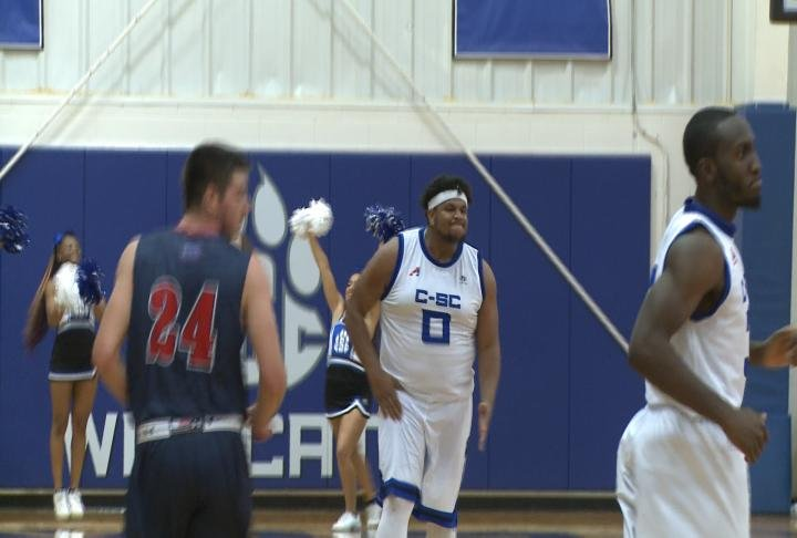 Colin Jones had a game high 30 points to lead Culver-Stockton past HLGU.