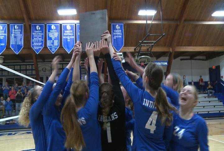 Payson Seymour is in search of first state tournament win and state championship this weekend.