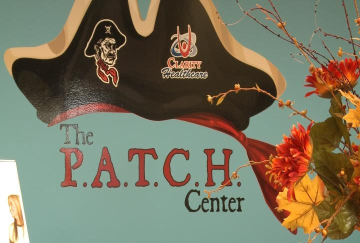 The PATCH Center serves all students and staff at Hannibal Public Schools.