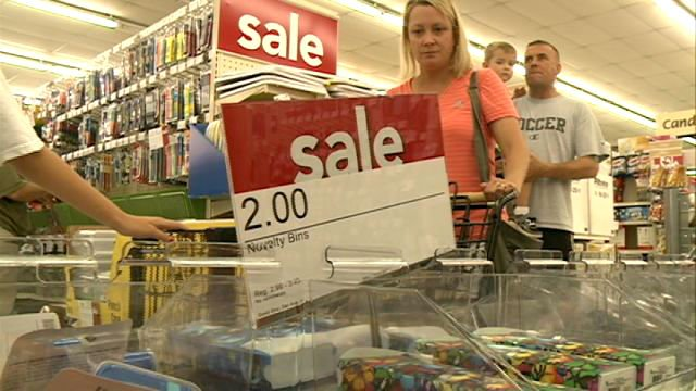 Shoppers in the Palmyra Shopko. (File Photo)