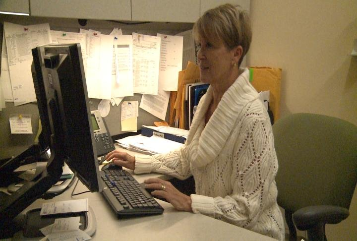 Jeri Conboy is the director of Blessing Hospice in Quincy.