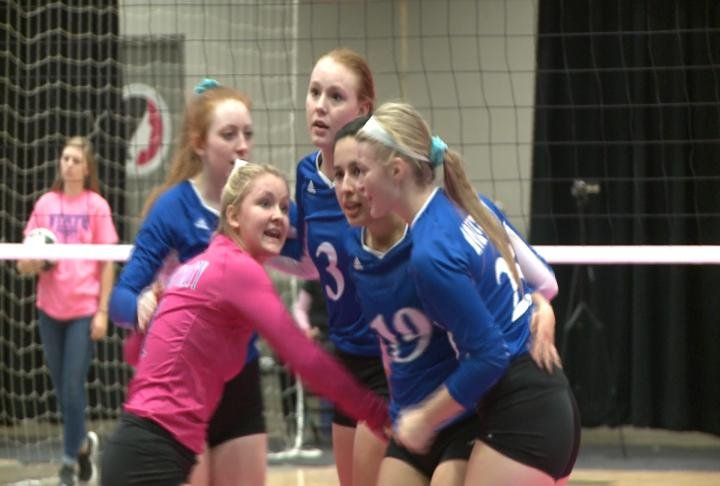 Holy Trinity's eighth straight trip to state came to an end in a semifinal loss to Janesville.