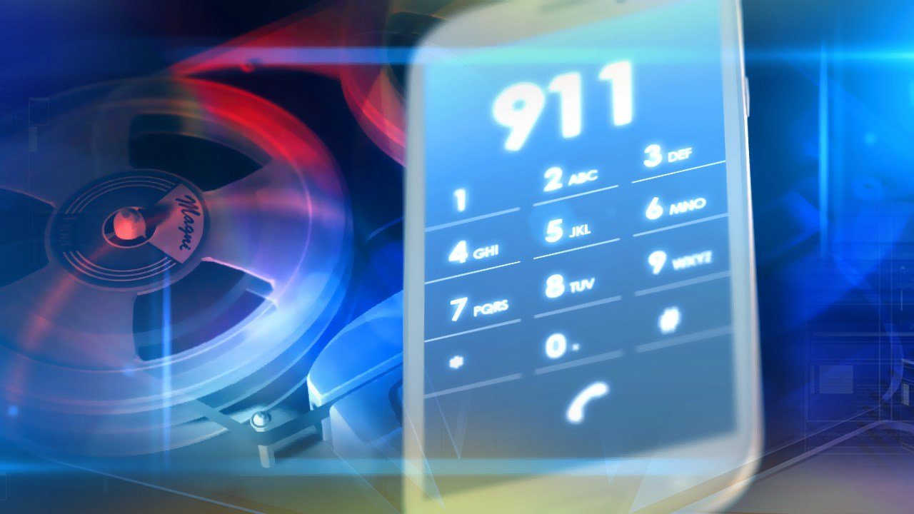 911 service was fully restored Saturday morning.