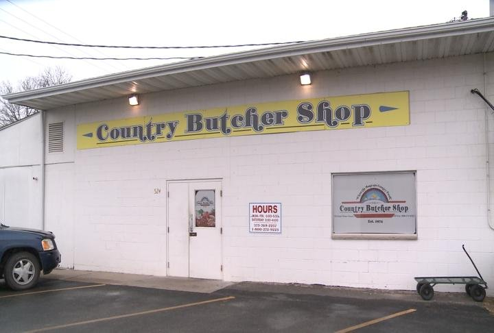 The Country Butcher Shop in Palmyra, Missouri